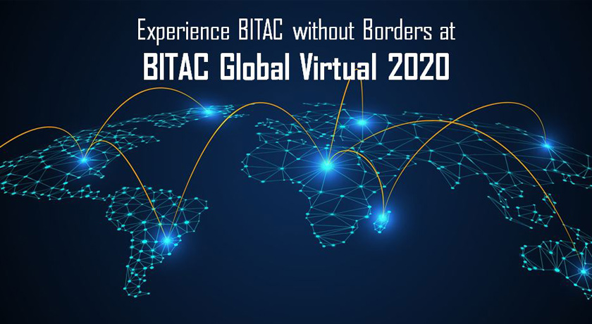 NEW! A groundbreaking international online BITAC event
